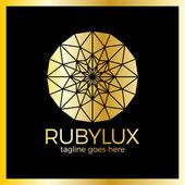 Ruby Luxury Logo - Jewelry Shop
