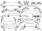 vintage style design elements