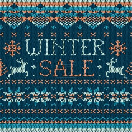 Winter Sale Scandinavian style