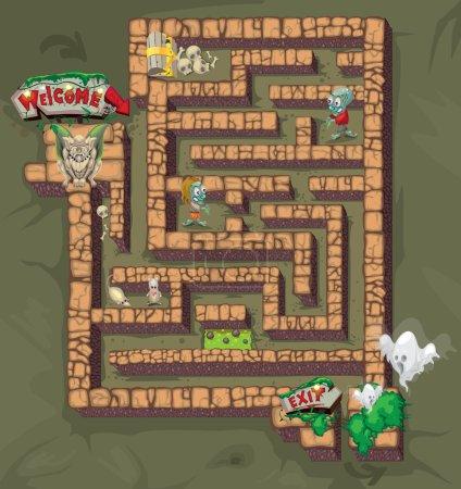 Maze of horror