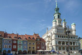 Town Hall Clock Tower in Poznan