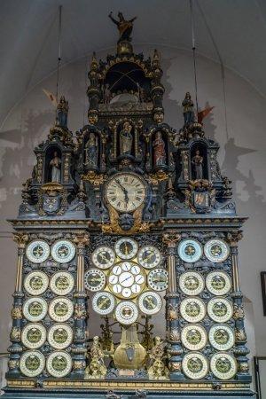 BESANCONS, FRANCE/EUROPE - SEPTEMBER 13: Astronomical Clock in C