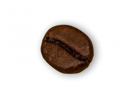 Photo for Coffee bean on sack (burlap) - Royalty Free Image