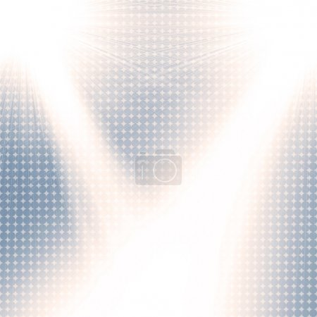 abstract background with spotlight