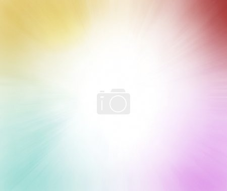 Photo for Abstract background with blurred light rays - Royalty Free Image