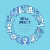 Medical Check-Up design elements