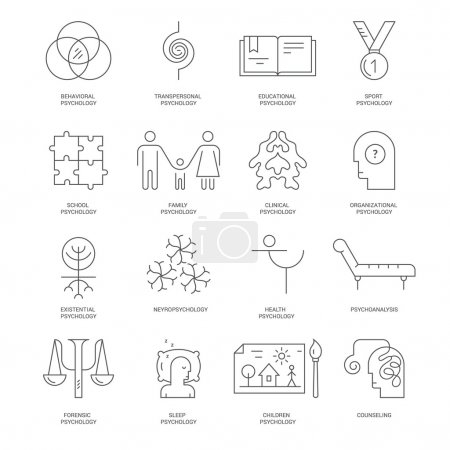 Counseling Icons Collection