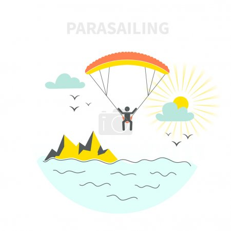 Parasailing Concept