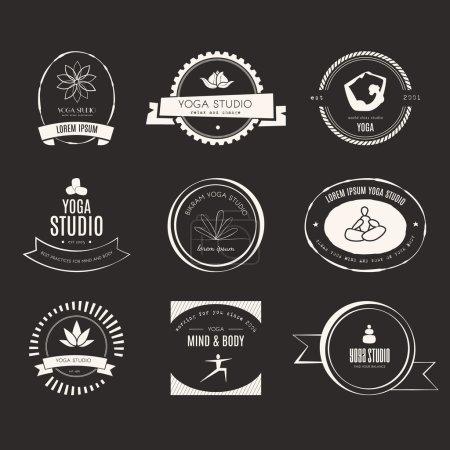 Yoga Logotypes Collectio