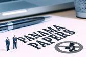 Panama papíry zločinu skandál