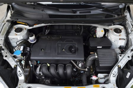Engine of New Lifan X60