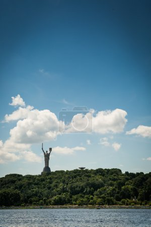 Mother of Motherland monument in Kiev