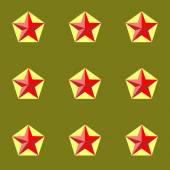 Soviet star pattern