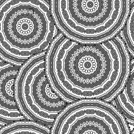 Geometric pattern background for your design.