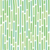 Seamless vector background or pattern with discontinuous fat short vertical  lines like bamboo stalks or engraving on wood