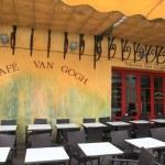 Постер, плакат: Cafe Van Gogh in Arles France