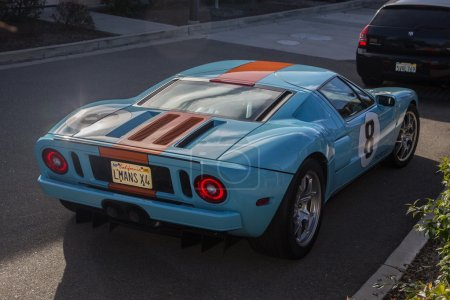 Ford GT GT40