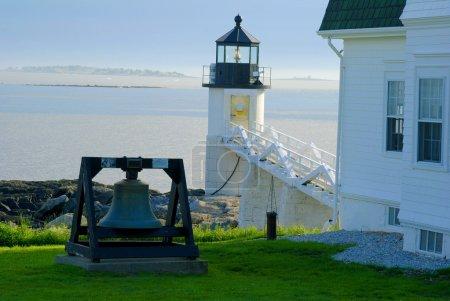 Foto de Marshall Point Lighthouse, Maine Usa - Imagen libre de derechos