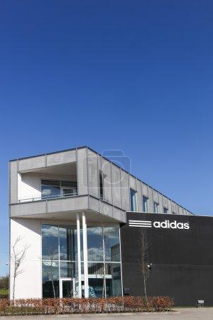 Adidas office building