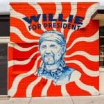 Постер, плакат: Austin Graffiti Wall