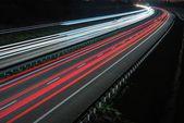 Night Time Highway Traffic