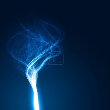 Conceptual energy tree abstract
