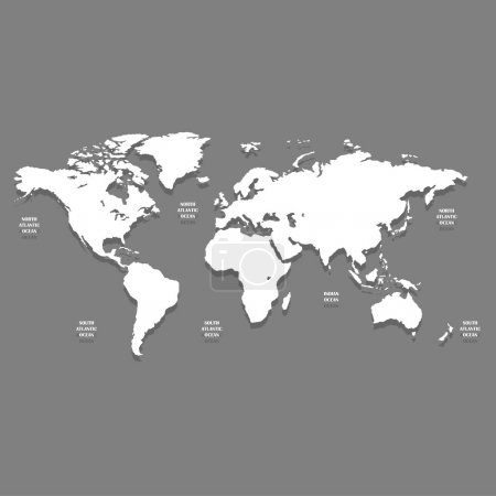 Map icon great for any use. Vector EPS10.