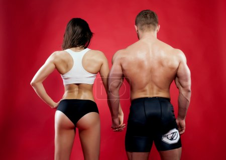Muscular couple.
