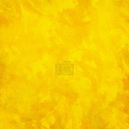 Photo for Yellow grunge background - Royalty Free Image