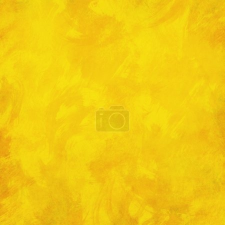 Photo for Abstract yellow background. grunge yellow texture background - Royalty Free Image