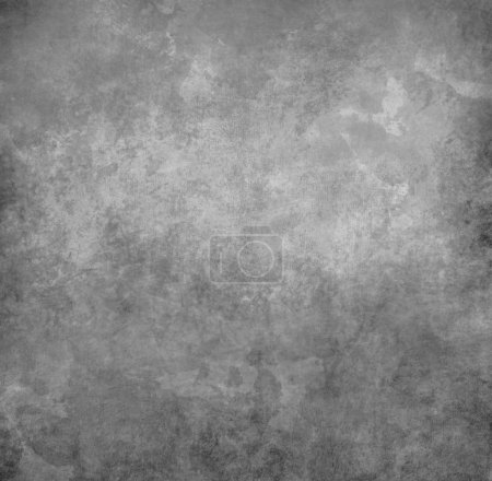 Abstract grey paint background