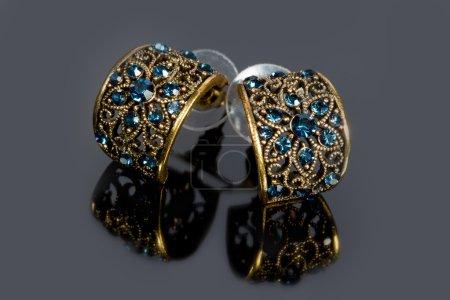 Pear Diamonds Earrings
