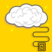 Thunder Brain Charging