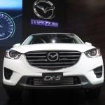 Bangkok - March 31 : Mazda CX-5 on white car at Th...