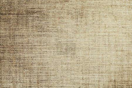 Photo pour Texture tissu toile ancienne - image libre de droit