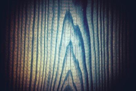 Photo pour Texture de planche en bois vintage - image libre de droit