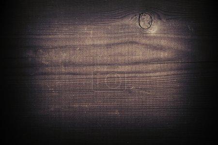 Photo pour Vintage Planche en bois marron Texture - image libre de droit