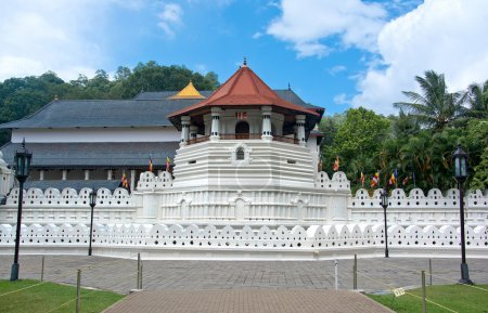 Temple Of The Sacred Tooth Relic, That Is Located ...