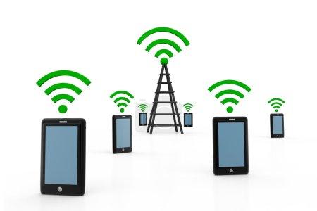 Wireless communication concept