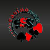 Casino colorful Logo