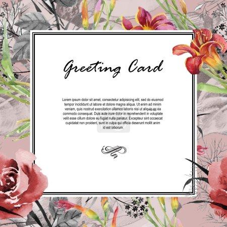 greeting card pattern