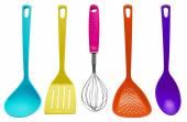 Kuchyňské potřeby - barevné