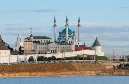 Qol Sharif mosque in Kazan Kremlin