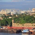 Port, fortress, city. Santo Domingo, Dominican rep...