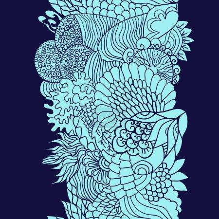 Illustration pour Modèle sans couture . - image libre de droit
