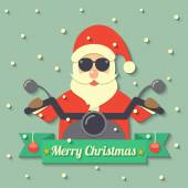 Christmas Santa Claus background