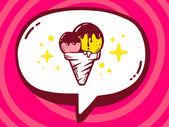 icon of ice cream