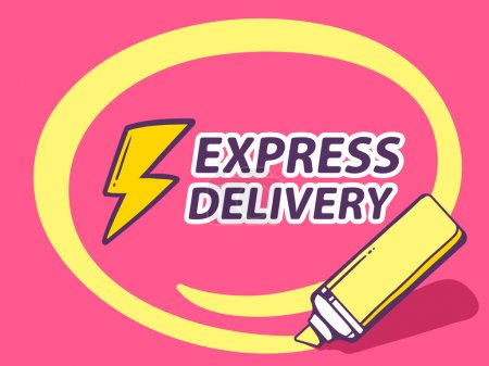 Circle around express delivery