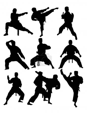 Jiu-jitsu and judo wrestlers