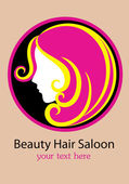 Beauty hair saloon
